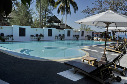 Ngapali beach hotels